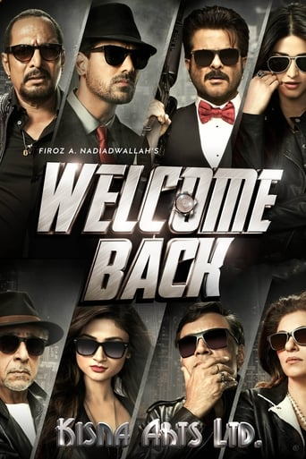 Poster of Welcome Back