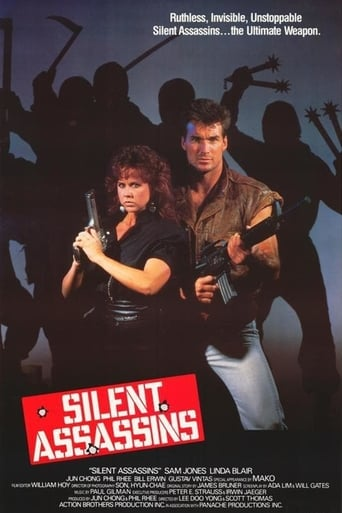 Poster of Silent Assassins