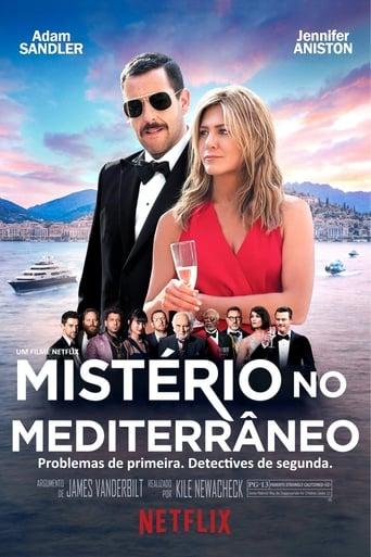 Mistério no Mediterrâneo - Poster