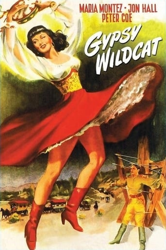Poster of Gypsy Wildcat