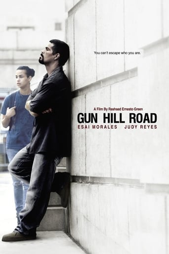 Poster of Gun Hill Road