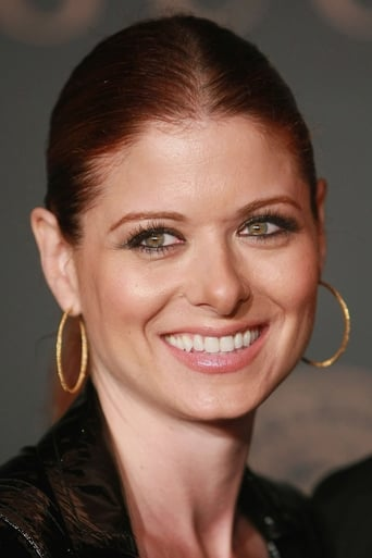 Debra Messing alias Grace Adler