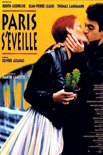 Poster of Paris Awakens