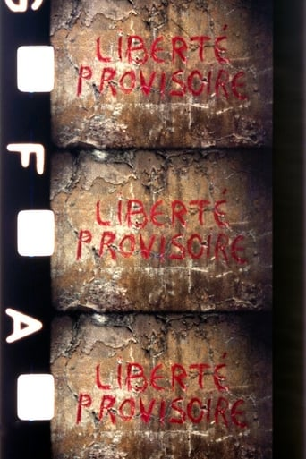 Liberté provisoire Movie Poster
