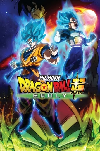Poster for Dragon Ball Super: Broly