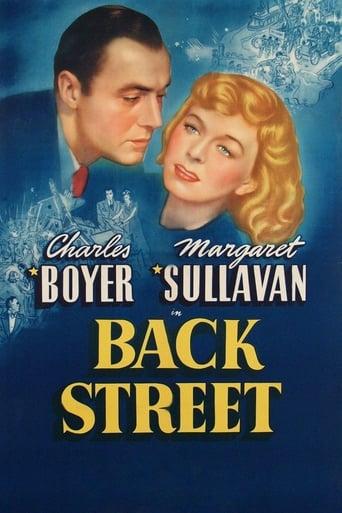 Poster of Back Street