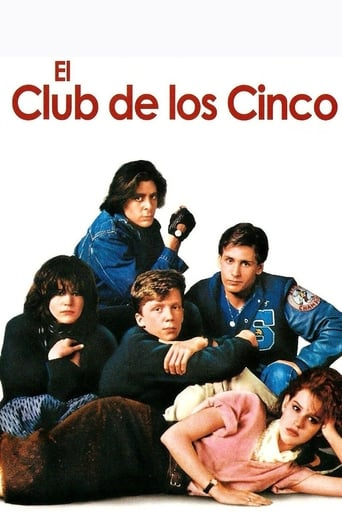 Poster of El club de los cinco