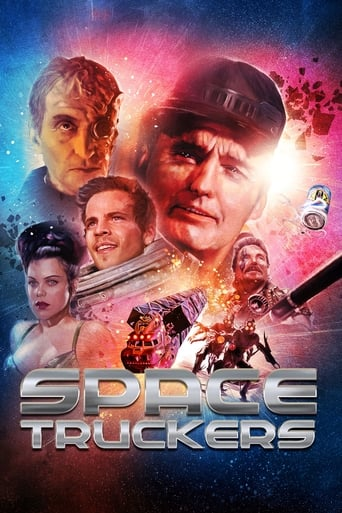 Poster of Space Truckers: Transporte Espacial