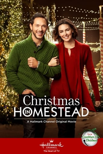Poster of Christmas in Homestead