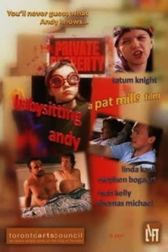 Poster of Babysitting Andy