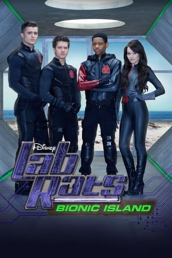 Lab Rats Poster
