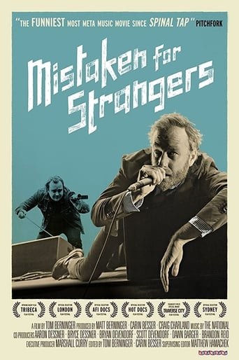 'Mistaken for Strangers (2013)