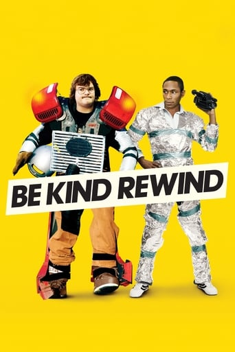 Poster of Be Kind Rewind