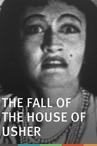 Poster of The Fall of the House of Usher