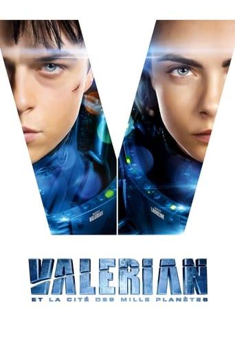 Poster of Valerian et la cité des mille planètes
