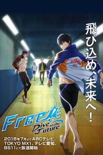 Poster of Free! Dive to the Future: Soushun no Build-up!
