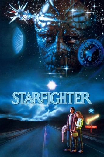 Poster of Starfighter