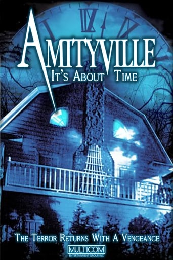 Poster of Amityville 1992: It's About Time