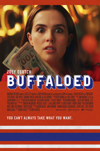 Imagem Buffaloed (2020)