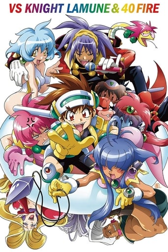 Poster of Knights of Ramune & 40 Fire