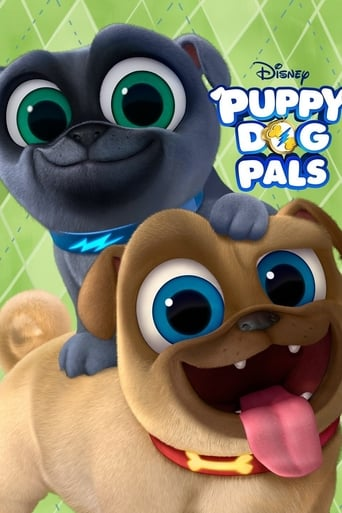 Poster of Puppy Dog Pals