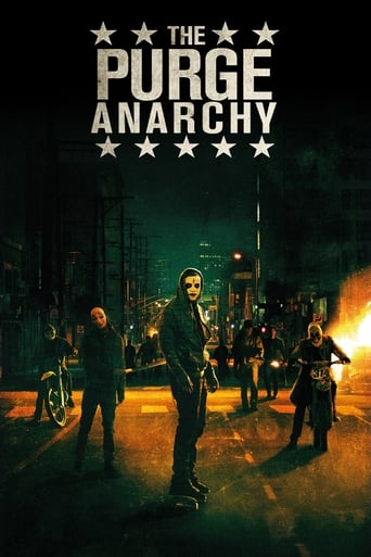 Poster of The Purge: Anarchy