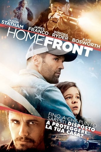 Poster of Homefront