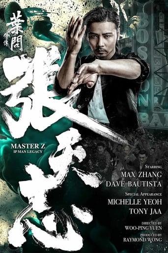 Poster of Master Z: Ip Man Legacy