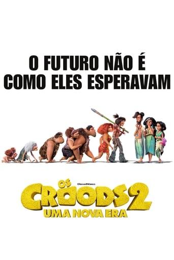 Os Croods 2: Uma Nova Era - Poster