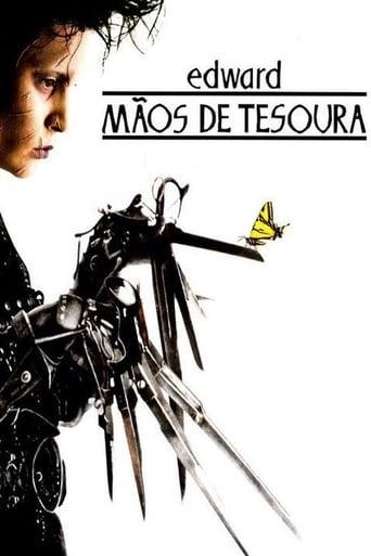 Edward Mãos de Tesoura - Poster