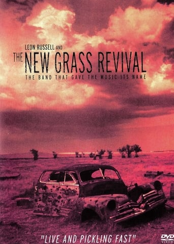 Leon Russell And The New Grass Revival: Live And Pickling Fast