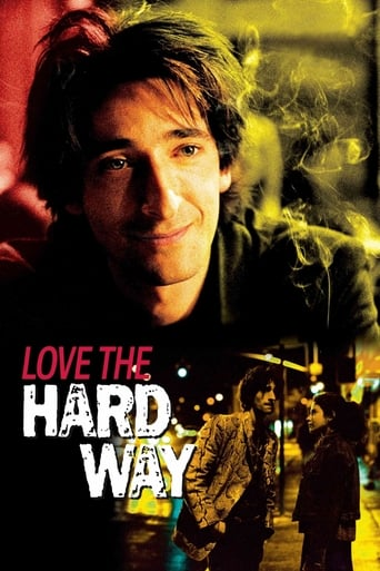 Poster of Love the Hard Way