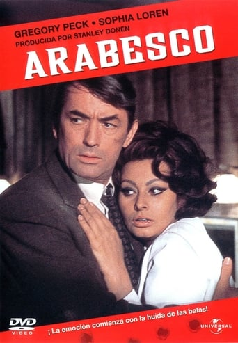 Poster of Arabesco