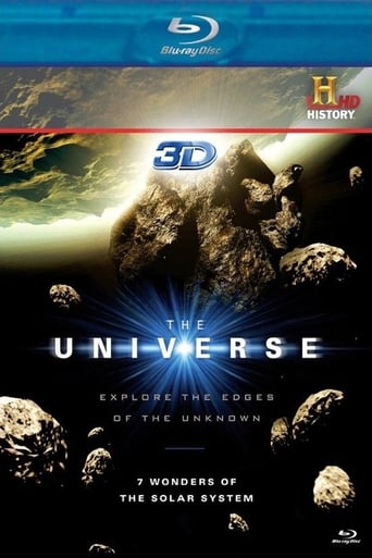 Watch The Universe 7 Wonders of the Solar System in 3D 2010 full online free