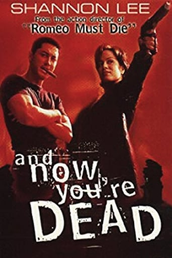 Poster of And Now You're Dead