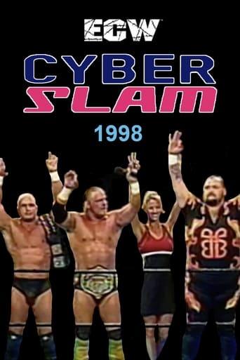 Poster of ECW CyberSlam 1998