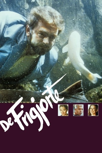 Fish Out of Water movie poster