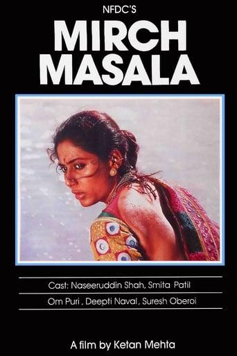 Poster of Mirch Masala