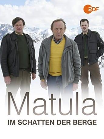 Poster of Matula: Der Schatten des Berges