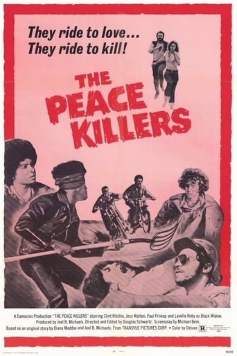 Poster of The Peace Killers