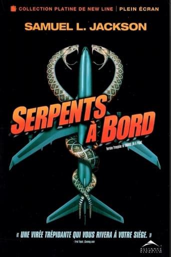 Poster of Des serpents dans l'avion
