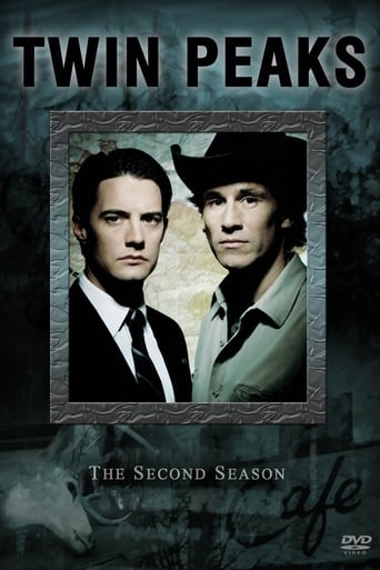 Twin Peaks 2ª Temporada - Poster