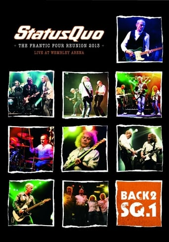 Poster of Status Quo - Back2SQ1 Live