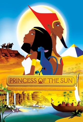 Poster of Princess of the Sun