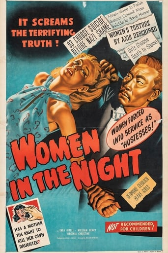Poster of Women in the Night