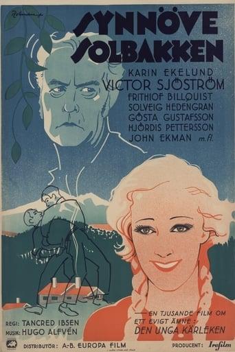 Poster of Synnöve Solbakken