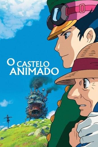 Baixar O Castelo Animado Torrent (2004) Dublado / Dual Áudio 5.1 BluRay 720p | 1080p Download