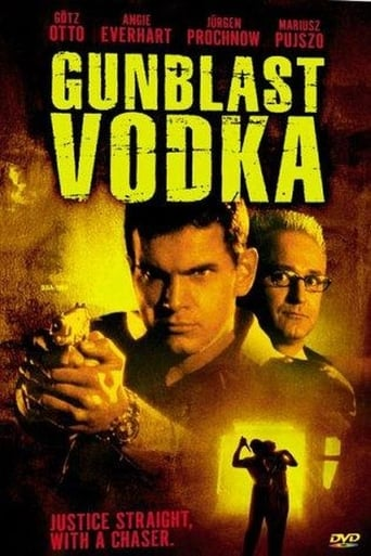Poster of Gunblast Vodka