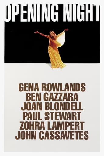 Poster of Opening Night
