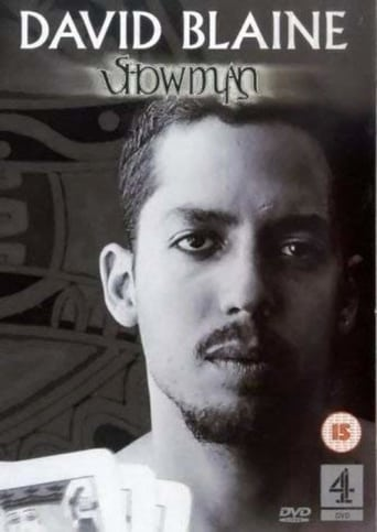 Poster of David Blaine - Showman